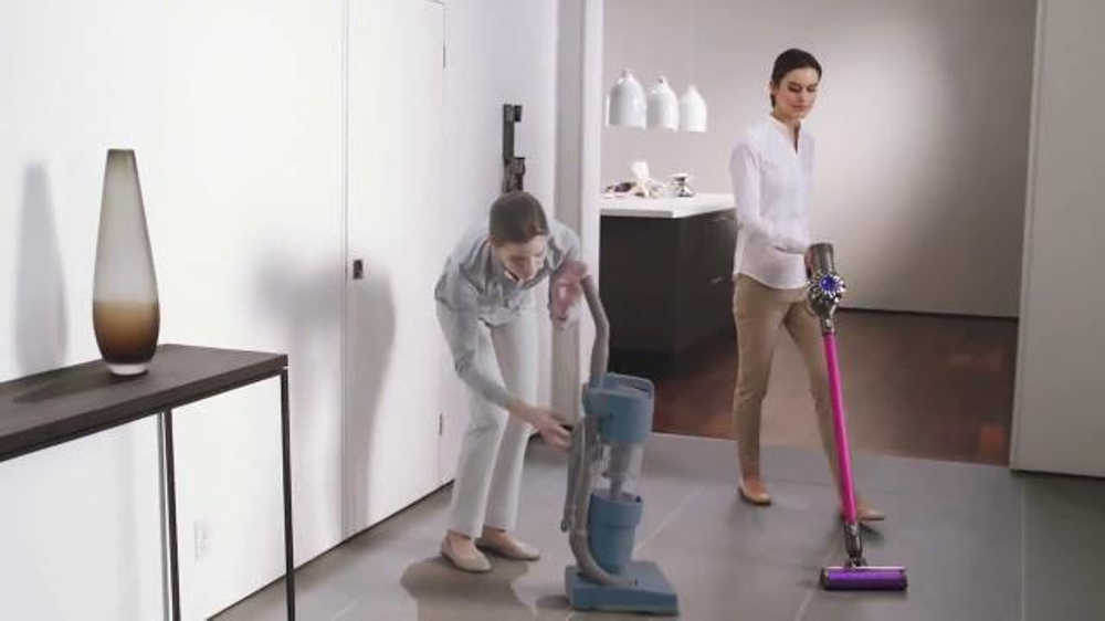 Dyson Dc59 Motorhead Tv Commercial Cut The Cord Not The Power