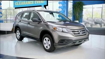 Honda Summer Clearance Event TV Spot, 'Fan' - Thumbnail 5