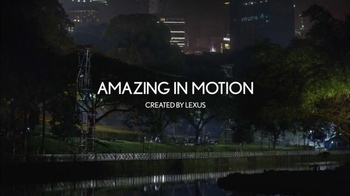 Lexus TV Spot, 'Amazing in Motion: Strobe' Song by Computer Magic