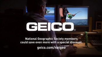 GEICO TV Spot, 'National Geographic Society' - Thumbnail 7