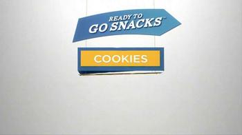 Frito Lay Ready To Go Snacks TV Spot - Thumbnail 1
