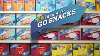 Frito Lay Ready To Go Snacks TV Spot - Thumbnail 10