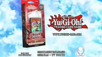 Yu-Gi-Oh! Space-Time Showdown Power-Up Pack TV Spot