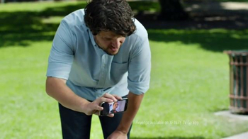 Xfinity Wifi TV Spot, 'Smells Like Wifi Hotspot' Featuring Matt Jones - Thumbnail 6