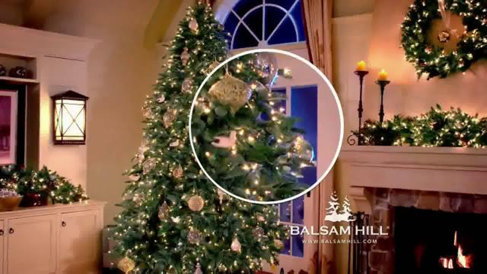 balsam hill christmas in july sale tv spot ispottv - Balsam Hills Christmas Trees