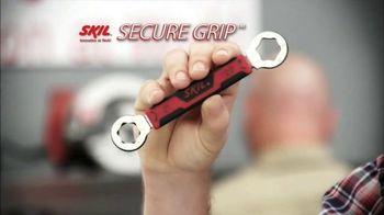 Skil Secure Grip Wrench TV Spot Featuring Steve Watson