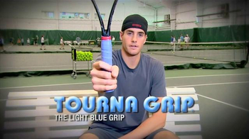 Tourna Grip TV Spot - Thumbnail 10