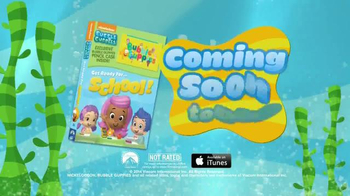 Bubble Guppies Get Ready for School DVD TV Spot - Thumbnail 10