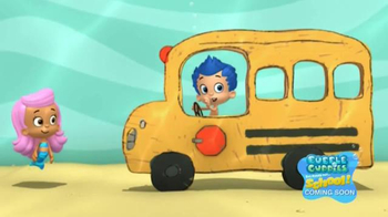Bubble Guppies Get Ready for School DVD TV Spot - Thumbnail 3