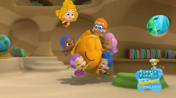 Bubble Guppies Get Ready for School DVD TV Spot - Thumbnail 4