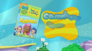 Bubble Guppies Get Ready for School DVD TV Spot - Thumbnail 5