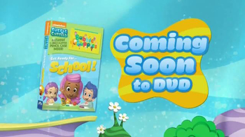 Bubble Guppies Get Ready for School DVD TV Spot - Thumbnail 6