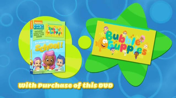 Bubble Guppies Get Ready for School DVD TV Spot - Thumbnail 7