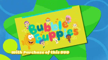 Bubble Guppies Get Ready for School DVD TV Spot