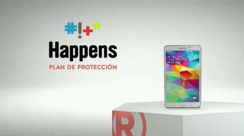 Radio Shack Plan de Protección TV Spot [Spanish] - 40 commercial airings