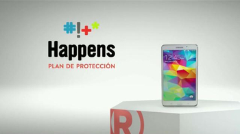 Radio Shack Plan de Protección TV Spot [Spanish]