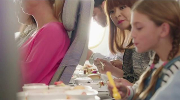 Emirates TV Spot, 'Meal Time' - Thumbnail 5