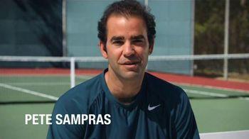 Tourna Grip TV Spot Featuring Pete Sampras