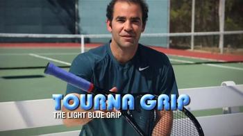 Tourna Grip TV Spot Featuring Pete Sampras - Thumbnail 6