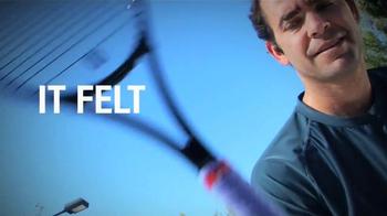 Tourna Grip TV Spot Featuring Pete Sampras - Thumbnail 3