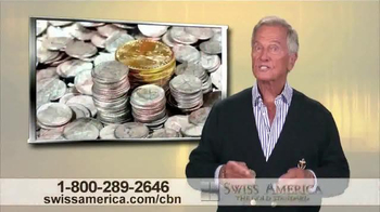 Swiss America TV Spot, 'Precious Metals' Featuring Pat Boone - 25 commercial airings