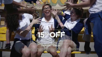 JCPenney Back to School Appreciation Sale TV Spot - Thumbnail 9