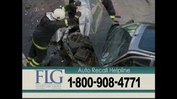 Flood Law Group TV Spot, 'Auto Recall Helpline' - Thumbnail 2
