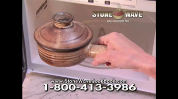 Stone Wave Everyday Stonewave Meals Cookbook TV Spot Feat. Cathy Mitchell - Thumbnail 7
