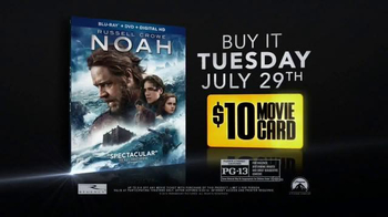 Noah Blu-ray Combo Pack TV Spot - Thumbnail 10