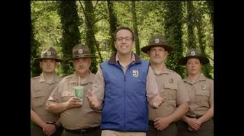 Subway TV Spot, 'Washington State Parks' Featuring Jared Fogle - 135 commercial airings