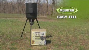 Moultrie Easy-Fill Feeder TV Spot