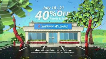 Sherwin-Williams 4-Day Super Sale TV Spot, 'July' - Thumbnail 7