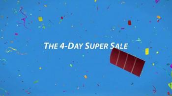 Sherwin-Williams 4-Day Super Sale TV Spot, 'July' - Thumbnail 2