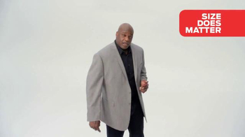 Monster Powercard TV Spot, 'Size Does Matter' Featuring Shaq - 266 commercial airings