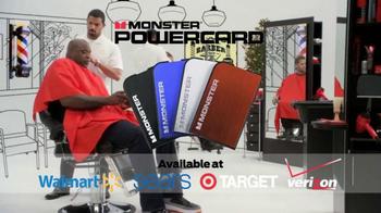 Monster Powercard TV Spot, 'Size Does Matter' Featuring Shaq - Thumbnail 10