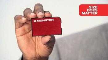 Monster Powercard TV Spot, 'Size Does Matter' Featuring Shaq - Thumbnail 7