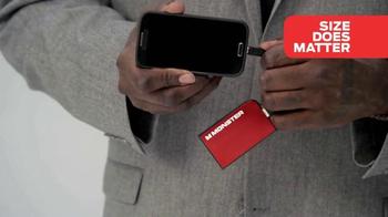 Monster Powercard TV Spot, 'Size Does Matter' Featuring Shaq - Thumbnail 8