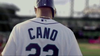 Major League Baseball TV Spot, 'The GIF' Featuring Robinson Cano - Thumbnail 1