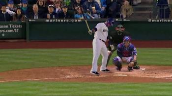 Major League Baseball TV Spot, 'The GIF' Featuring Robinson Cano - Thumbnail 4