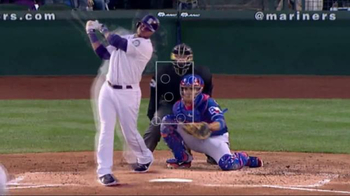 Major League Baseball TV Spot, 'The GIF' Featuring Robinson Cano - Thumbnail 7