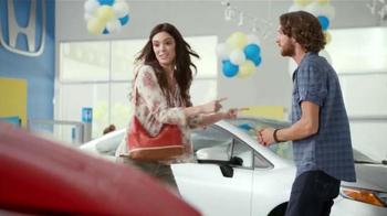El Verano de Oportunidades Honda TV Spot, 'Pumped Up' [Spanish] - Thumbnail 3