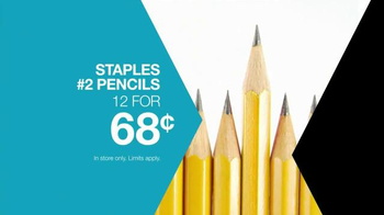 Staples TV Spot, 'Back to School' - Thumbnail 5