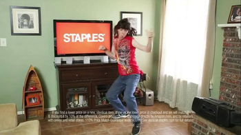 Staples TV Spot, 'Back to School' - Thumbnail 7