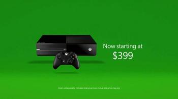 Xbox One TV Spot, 'Best Games' - Thumbnail 8
