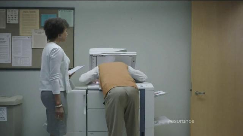 Esurance TV Commercial, 'Milton: Photobomb'