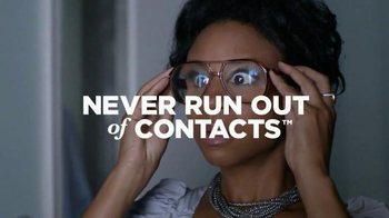 1-800 Contacts TV Spot, 'Date Night'
