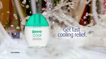 Rohto Cooling Eye Drops TV Spot - Thumbnail 10