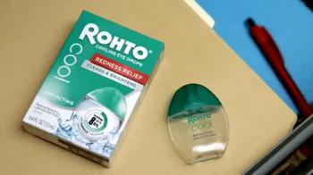 Rohto Cooling Eye Drops TV Spot - Thumbnail 3