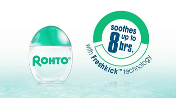 Rohto Cooling Eye Drops TV Spot - Thumbnail 7