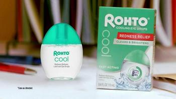Rohto Cooling Eye Drops TV Spot - Thumbnail 9